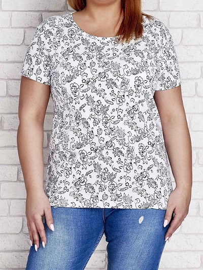 t-shirty plus size