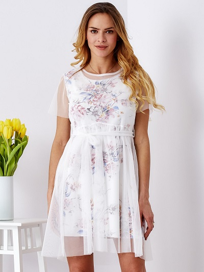c778efe447 Sukienki plus size  ciekawe modele - Plus44 blog modowy